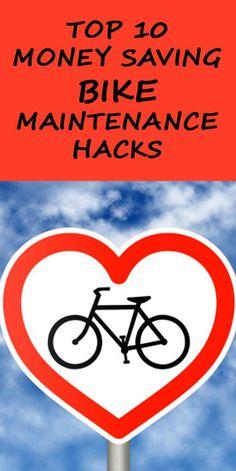 MONEY SAVING BIKE MAINTENANCE HACKS EVERY CYCLIST SHOULD KNOW ABOUT. #cycling…