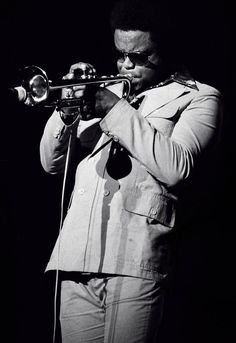 My favorite trumpet player....Freddie Hubbard!!!