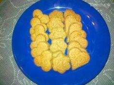 Zdravé zázvorové sušienky