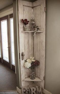 150 Repurposed DIY Room Decor Ideas | Prudent Penny Pincher