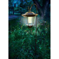 Solarna svetilka Renkforce Tivoli 1011TH-6/W-Y LED max. 8 h LED trdno vgrajena