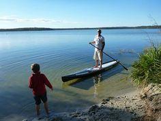 14` Coreban Edge on Swan Lake NSW Australia