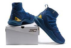 "Men's UA Curry 5 Philippines ""Agimat"" Coastal Blue/White-Star Blue Basketball Shoes"