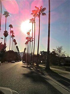 Burbank, California-lived here