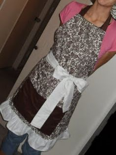 Sarah's Never-Ending Projects: The Apron