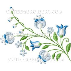"""Free Embroidery Designs, Cute Embroidery Designs Size (in): 4.41""""(w) x 3.58""""(h)"""