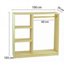 Closet Infantil Montessori - Tadah! Design
