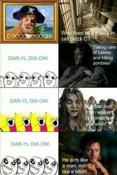 Walking dead. sing it in the spongebob way or gtfo...when two of my obsessions come together....it makes me happy :D