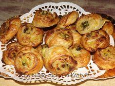 La buona cucina di Katty: Rustici agli asparagi