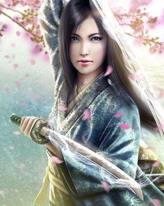 The Fantasy Art Of Raynkazuya   Fantasy Inspiration