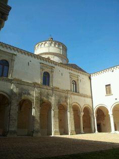 Abbazia San Michele Arcangelo - Montescaglioso Matera Italy