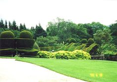 Beautiful Gardens on the castle grounds - Crathes Castle. Aberdeenshire Scotland, Vacation Rentals, Beautiful Gardens, Cottages, Trip Advisor, Golf Courses, Castle, Houses, Day
