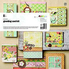Basic Grey - Nook & Pantry - Card Kit | CraftOnline.com.au