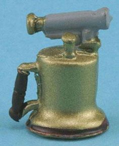 Miniature Torch | Mary's Dollhouse Miniatures