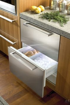 The Stunning Subzero Refrigerator Drawers 74 With Additional House Remodel Ideas With Subzero Refrigerat simple decorating ideas country kitchen designs backsplash ideas modern online interior kitchen restaurant inspiration Subzero Refrigerator, Undercounter Refrigerator, Kitchen Refrigerator, Refrigerator Freezer, Kitchen Appliances, Sub Zero Appliances, Mini Fridge, Fridge Drawers, Appartement Design