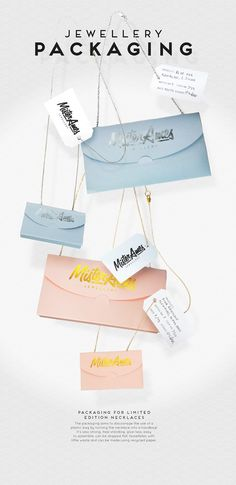 Mister Ames Jewellery Handbags (Concept) on Packaging of the World - Creative Package Design Gallery