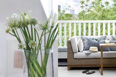 Loftsleilighet - 12 Outdoor Sofa, Outdoor Furniture Sets, Outdoor Decor, Lounge, Camilla, Design, Home Decor, Reno Ideas, Scandinavian