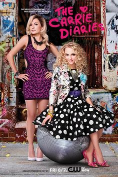 The Carrie Diaries season 2 I love this show so glad is on it's second season