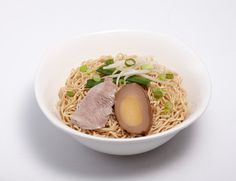 A-Sha Dry Noodle - Tainan Most Authentic Taiwanese Taste (with Egg, Pork, and Scallion)