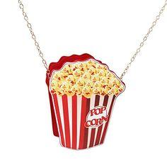 Chinget Damen Mädchen Nette Popcorn Form Kuriertaschen Handtaschen Schulter Beutel Tote Beutel PU-Leder: Amazon.de: Schuhe & Handtaschen