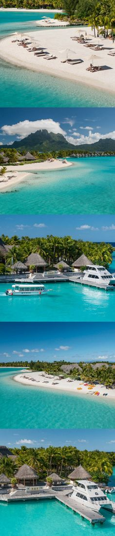 Bora Bora (population of 8880 and area of 29.3 km2/11.31 sq mi) is an island in the Leeward group of the Society Islands of French Polynesia, an overseas collectivity of France in the Pacific Ocean. French Polynesia enjoys warm, tropical weather year-round. Cooled by the gentle breezes of the Pacific, the climate of these islands is sunny and pleasant. As Tahiti and her islands are below the Equator, the seasons are the reverse of those in the Northern Hemisphere.
