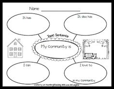 Community Writing Freebie...Love this