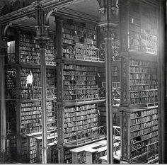 The Public Library of Cincinnati Ohio built in 1874.
