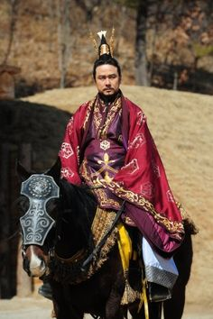 The King of Legend (Hangul: 근초고왕; hanja: 近肖古王; literally King Geunchogo) is a 2010 South Korean historical drama based on King Geunchogo of Baekje.Under his reign, the kingdom experienced its glory days, with military conquests and a subsequent enhancement of Baekje's political power,