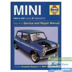 mini cooper service manual free download