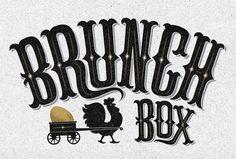 type, brunch box