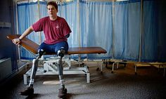 'Leg Bank' hope for changing amputees' lives - http://bioengineer.org/leg-bank-hope-for-changing-amputees-lives/