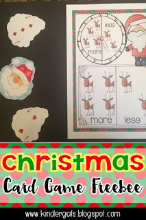 Yeah! Target has put out the Christmas items in their dollar spot. I love these decks of cards. In this blog post, I am going to show you an easy, peasy game! The game boards are available for free.