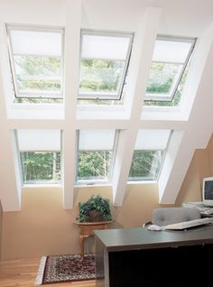 Combine VELUX roof windows for a stunning feature to enjoy for years (and add some value to your home).