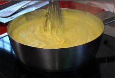 If there is one taste that reminds me of my Italian childhood, it is Italian pastry cream. I remember as a child hovering at the stove wi...