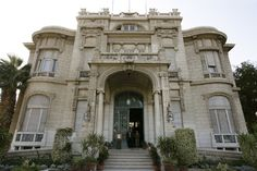 Zaafarana Palace, Cairo