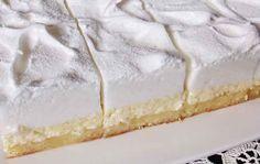 Když máte v oblibě krémové koláčky, tento je tou správnou volbou. Vhodný na různé oslavy, párty nebo jen tak ke kávičce. Mňamka!