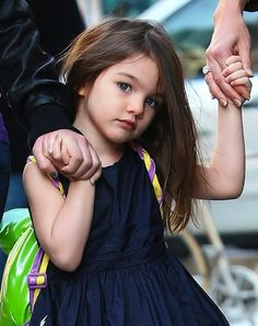Suri Cruise. Such a classy woman to emulate.