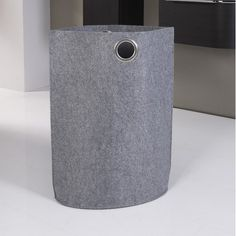 Laundry Bag Artra Colour: Grey Laundry Cabinets, Laundry Bin, Laundry Sorter, Laundry Hamper, Washing Baskets, Woven Laundry Basket, Hazelwood Home, Keep It Cleaner, Light In The Dark