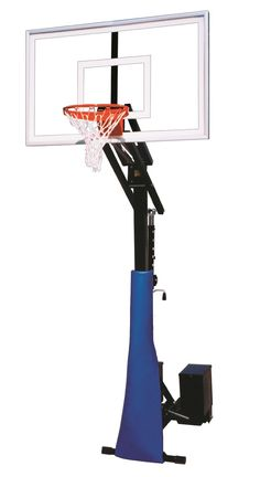 First Team Rolla Jam Select Adjustable Portable Basketball Hoop 60 inch Acrylic from NJ Swingsets