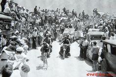 Tour de France 1947. 15^Tappa, 13 luglio. Luchon > Pau. Col du Tourmalet. Jean Robic (1921-1980)
