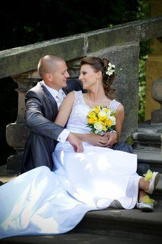 Fotogalerie - Svatební fotografie - Lada Baladová