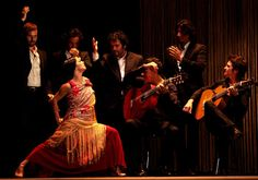 Rosa, Metal y Ceniza, espectáculo de la bailaora cordobesa Olga Pericet en la Bienal de Flamenco de Sevilla 2012. Foto: Antonio Acedo.