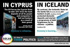 In Cyprus In Iceland