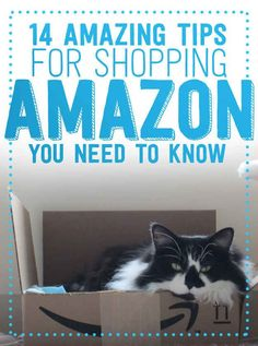 14 Amazing Tips For Shopping Amazon You Need To Know #SaveMoney, Saving Money Tips