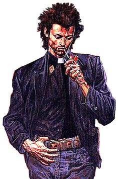 The Preacher - great great comic series