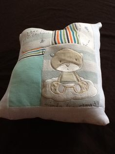 Keepsake cushion - £15.00