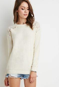 4c3f9acdd190d Autumn fashion Forever 21 Sweater