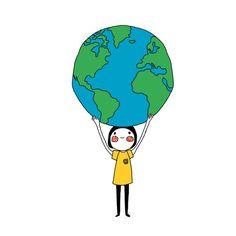 世界那麼大我們是如此的渺小我們的煩惱也那麼的微不足道