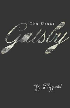 """The Great Gatsby"" - Spent a lot of time on this work at BYU..."