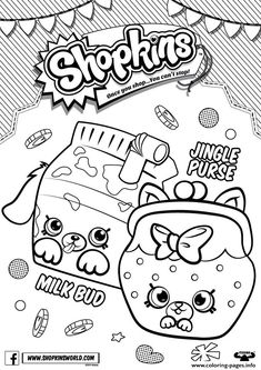 Shopkins Season 4 Coloring Pages Printable And Book To Print For Free Find More Online Kids Adults Of